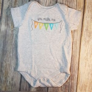 Gymboree embroidered bodysuit